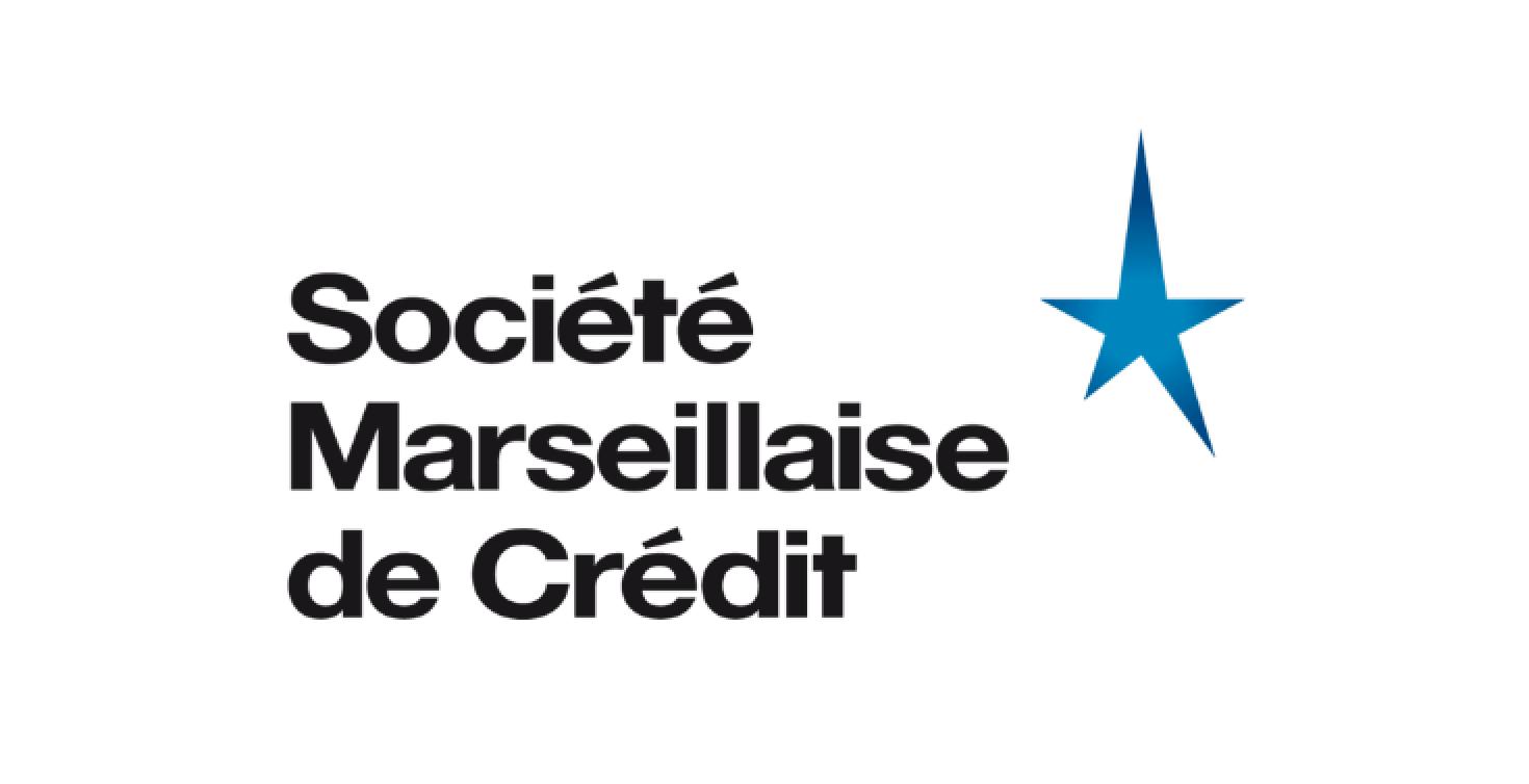 Logo de : banque société marseillaise de crédit