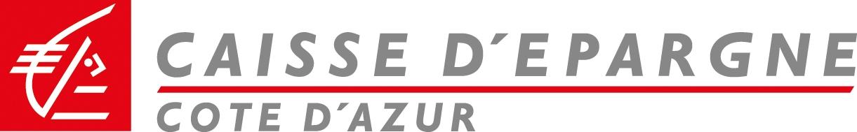 Logo de : banque caisse d'épargne de côté d'azur