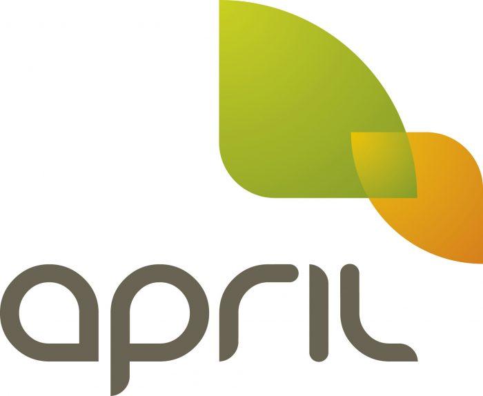 Logo de : April