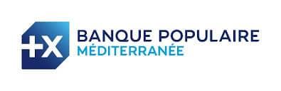 Logo de : Banque populaire méditerranée