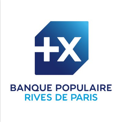 Logo de : Banque populaire rives de paris