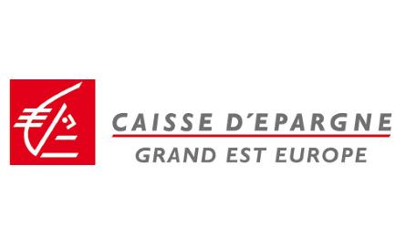 Logo de : banque caisse d'épargne grand est europe
